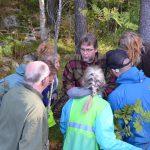 Kontinuitetsskogsbruk kursverksamhet
